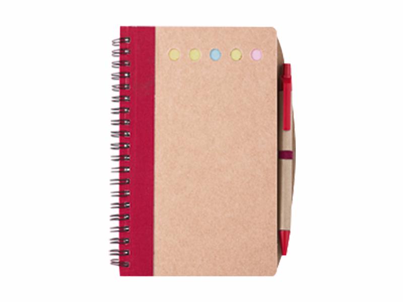 econote-biorazgradivi-notes-sa-visebojnim-obelezivacima-bioragradiva-olovka-crvena