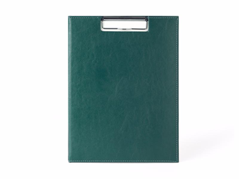 notex-atase-mapa-sa-blokom-a4-formata-tamno-zelena