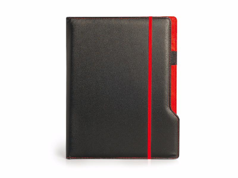 seminar-poslovna-fascikla-od-eko-koze-izmenjivi-blok-a4-digitron-drzac-za-olovku-crvena