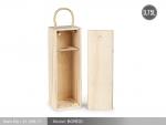 BORDO, drvena poklon kutija za flasu
