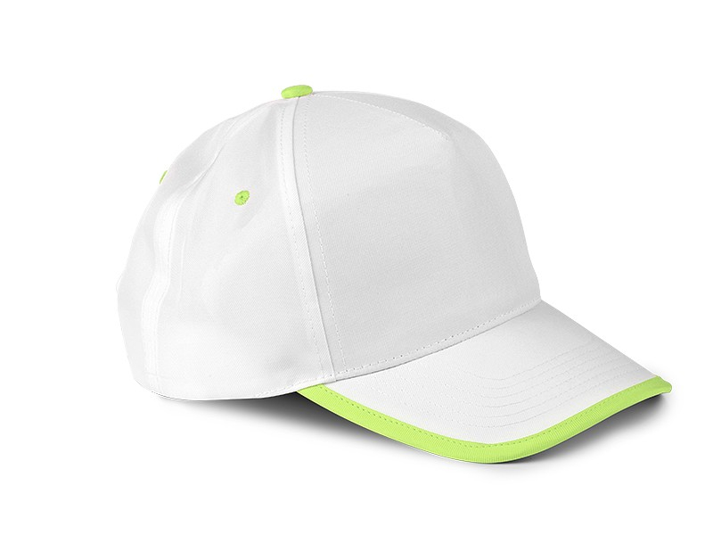 reklamni-materijal-kacketi-five-boja-svetlo-zelena