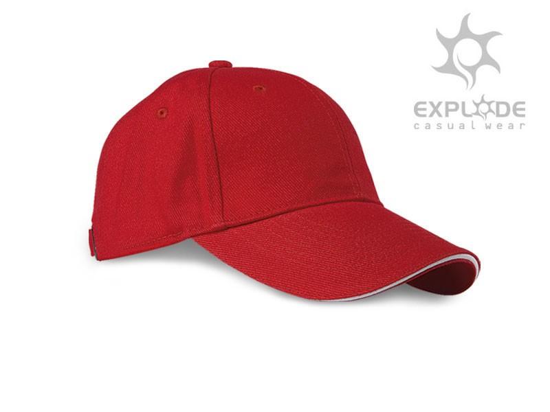 reklamni-materijal-kacketi-runner-boja-crvena