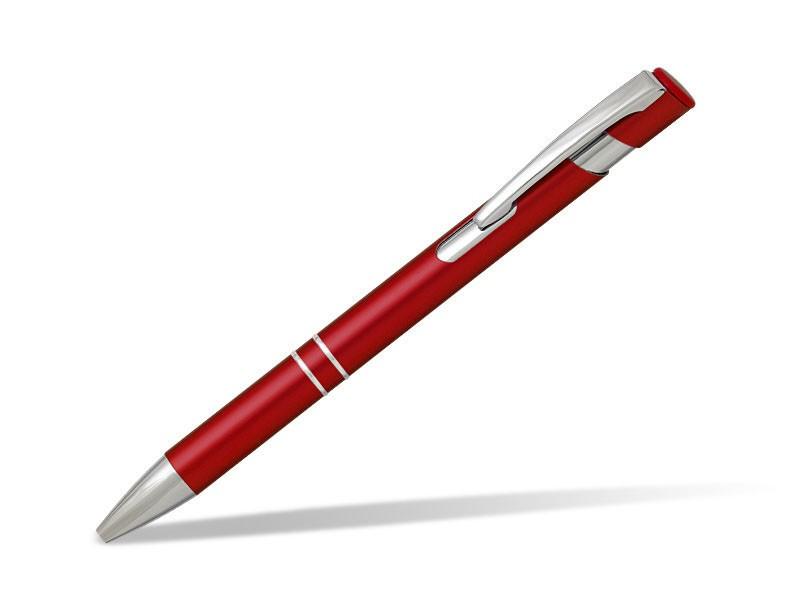 reklamni-materijal-metalne-olovke-oggi-plus-boja-crvena
