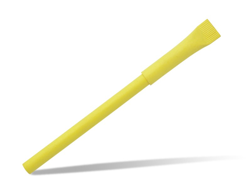 reklamni-materijal-plasticne-olovke-papirus-boja-zuta