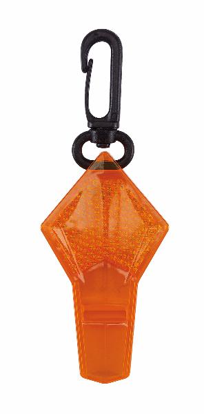 reklamni-materijal-promo-plastika-pistaljka-whistler-reflektujuca-narandzasta