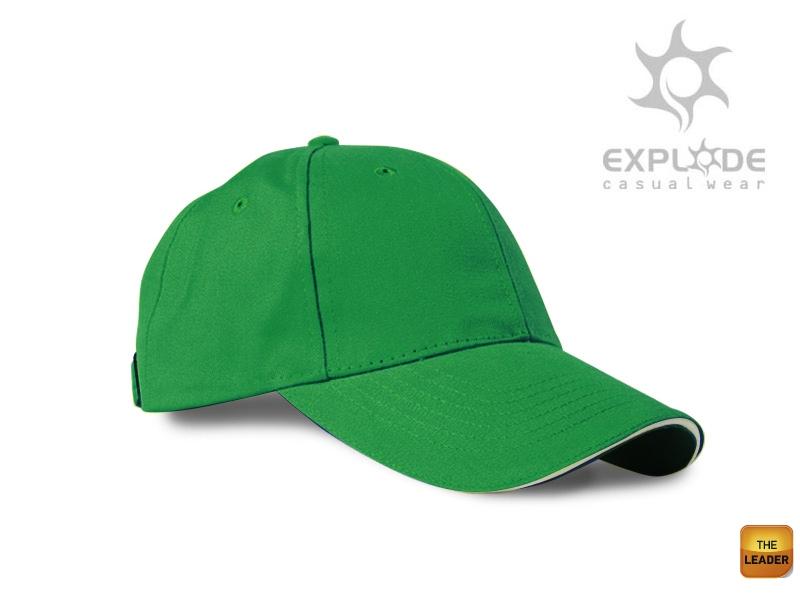 sprint-kacket-sendvic-6-panela-lagani-pamuk-zeleni