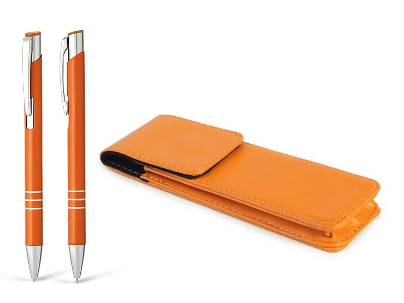 reklamni-materijal-setovi-olovaka-spektar-boja-oranz