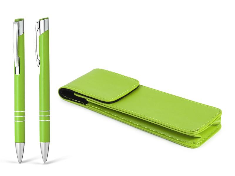 reklamni-materijal-setovi-olovaka-spektar-boja-svetlo-zelena