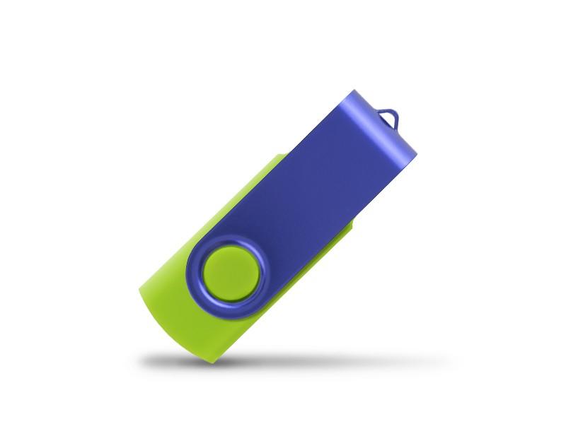 reklamni-materijal-usb-flash-memorija-smart-blue-boja-svetlo-zelena