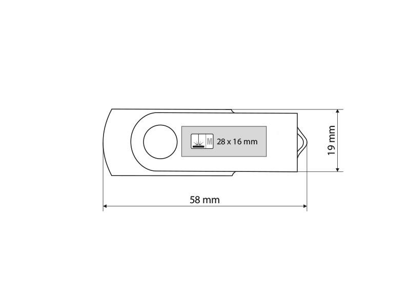 reklamni-materijal-usb-flash-memorija-smart-blue-stampa