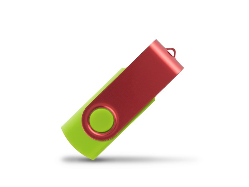 reklamni-materijal-usb-flash-memorija-smart-red-3-0-boja-svetlo-zelena