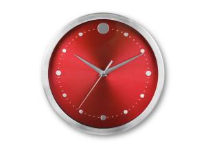 TWINGO zidni sat crveni