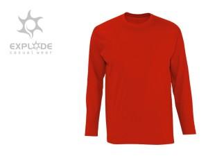 promoimage-reklamni materijal-unisex majice-MAJOR-boja crvena