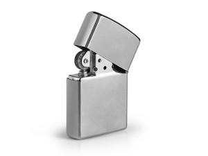 ZIPPO 200-sjajni metal