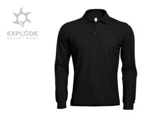 reklamni materijal-polo majice-GATOR-boja crna