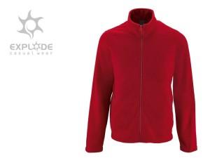 reklamni materijal-sportska oprema-GLECHER-boja crvena