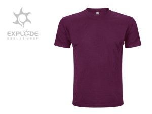 reklamni materijal-unisex majice-MASTER-boja bordo