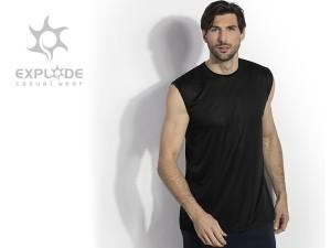 reklamni materijal-unisex majice-MVP-boja crna