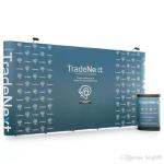 Backboard RAVAN 505x230cm - 7 polja SWA TIM-back board wall