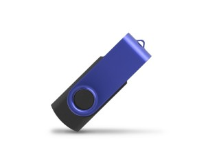 reklamni materijal - USB Flash memorija - SMART BLUE - boja crna