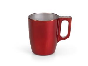 reklamni materijal - keramika i staklo - FLASHY - boja crvena