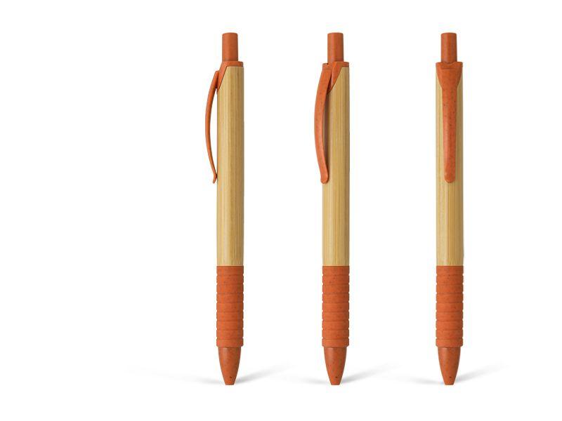 reklamni-materijal-swa-tim-grass-biorazgradiva-hemijska-olovka-boja-narandzasta2