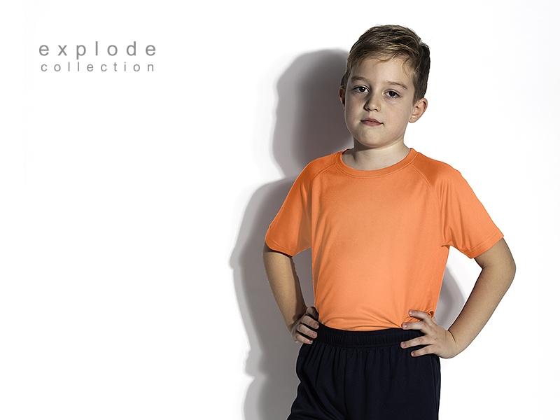 reklamni-materijal-swa-tim-reklamni-teksil-decije-program-majce-tekstil-RECORD KIDS-boja-neon-oranz