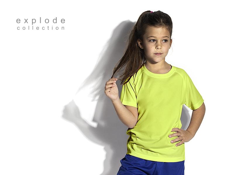 reklamni-materijal-swa-tim-reklamni-teksil-decije-program-majce-tekstil-RECORD KIDS-boja-neon-zuta