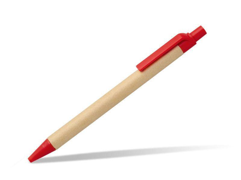 reklamni-materija-swa-tim-reklamna-galanterija-biorazgradiva-hemijska-olovka-ekoloske-olovke-VITA-boja-crvena