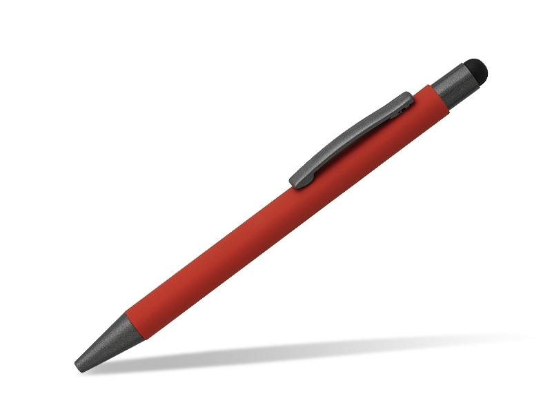 reklamni-materijal-swa-tim-reklamna-galanterija-olovke-metalne-hemijske-olovke-TITANIUM-TOUCH-boja-crvena