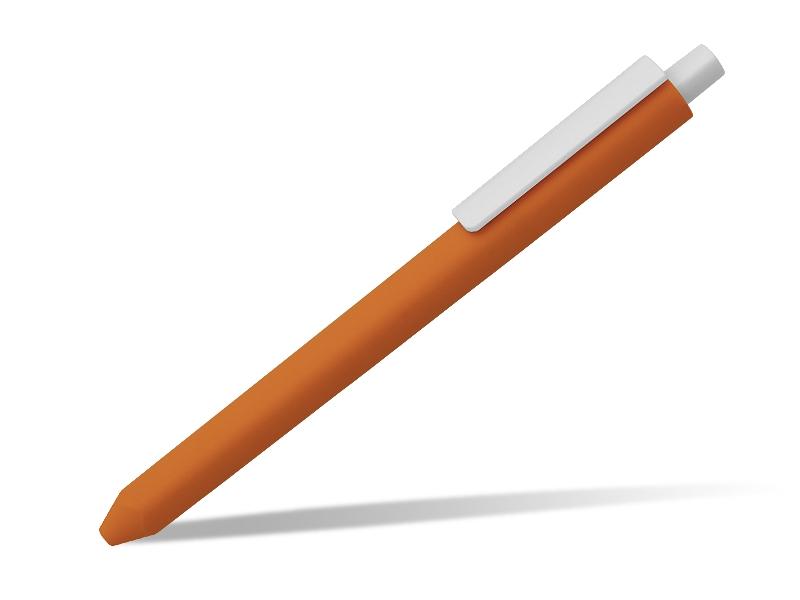 reklamni-materijal-swa-tim-reklamna-galanterija-olovke-plasticne-hemijske-olovke-TERESA-SOFT-boja-oranz