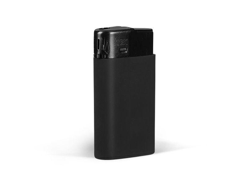 reklamni-materijal-swa-tim-reklamna-galanterija-elektronski-plasticni-upaljac-LUSS-SOFT-boja-crna