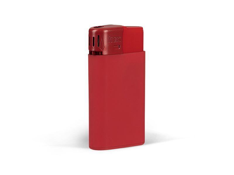 reklamni-materijal-swa-tim-reklamna-galanterija-elektronski-plasticni-upaljac-LUSS-SOFT-boja-crvena
