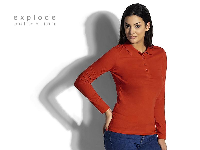 reklamni-materijal-swa-tim-reklamni-tekstil-polo-UNA LSL-boja-crvena