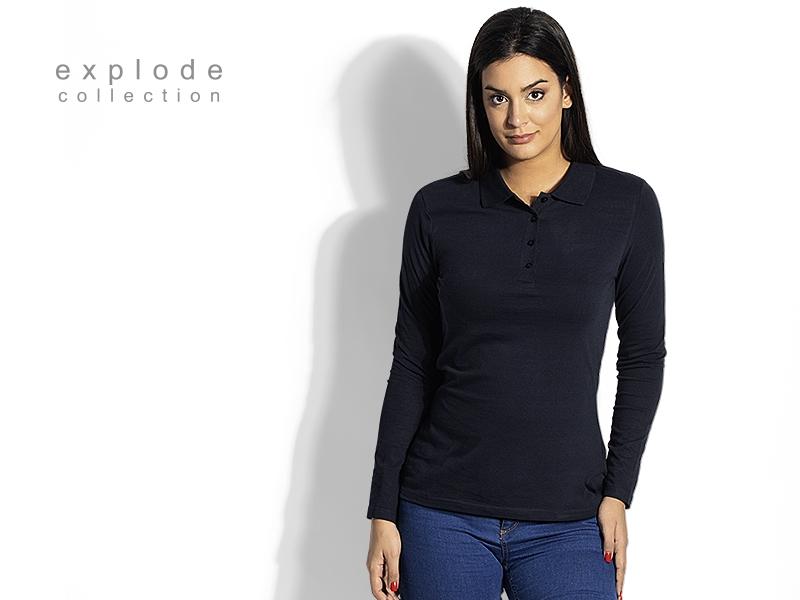 reklamni-materijal-swa-tim-reklamni-tekstil-polo-UNA LSL-boja-plava