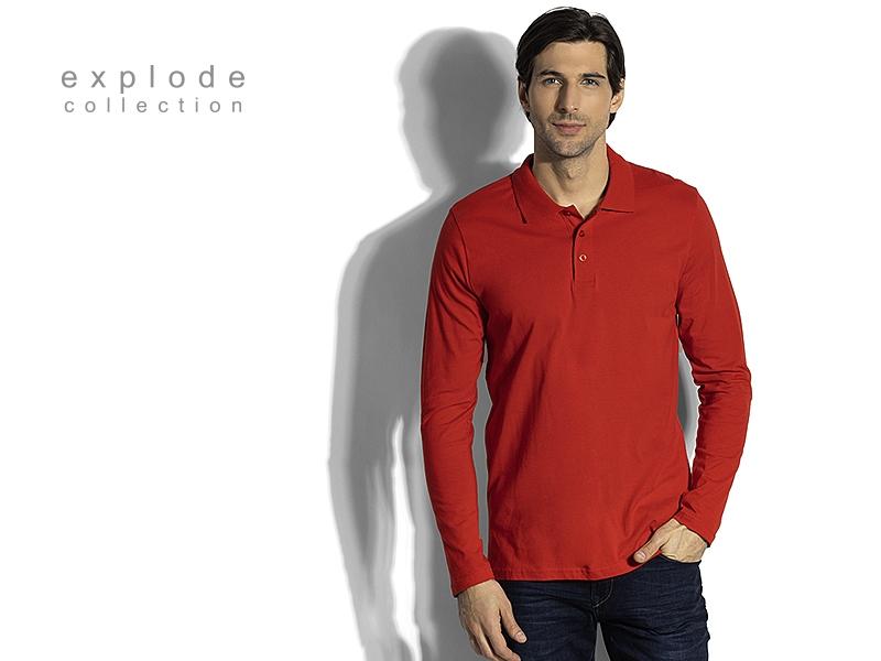 reklamni-materijal-swa-tim-reklamni-tekstil-polo-UNO LSL-boja-crvena