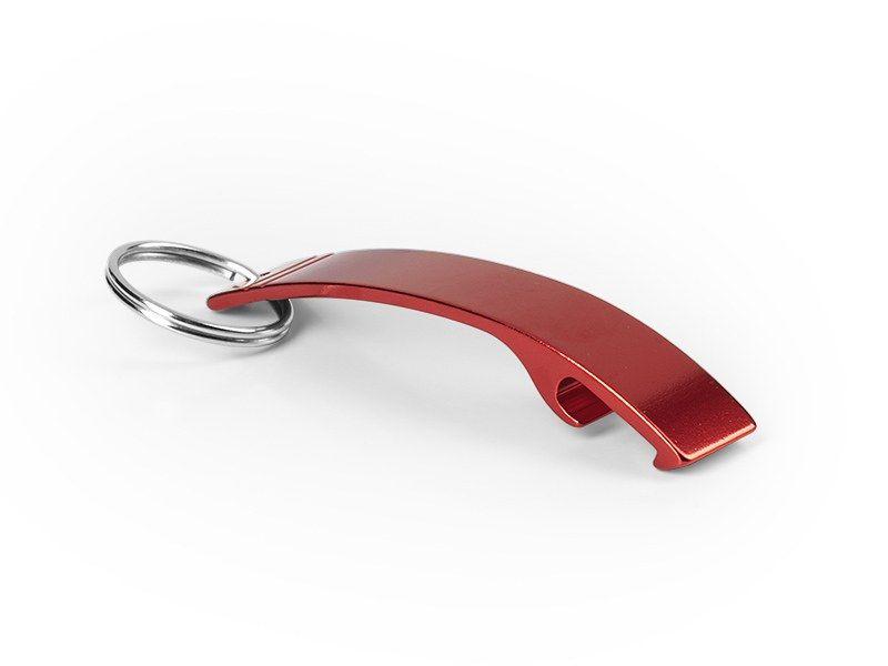 reklamni-materijal-swa-tim-barmen-aliminijumski-privezak-sa-funkcijom-otvaraca-boja-crvena