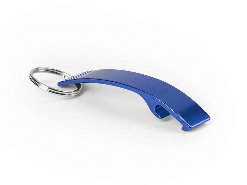 reklamni-materijal-swa-tim-barmen-aliminijumski-privezak-sa-funkcijom-otvaraca-boja-plava