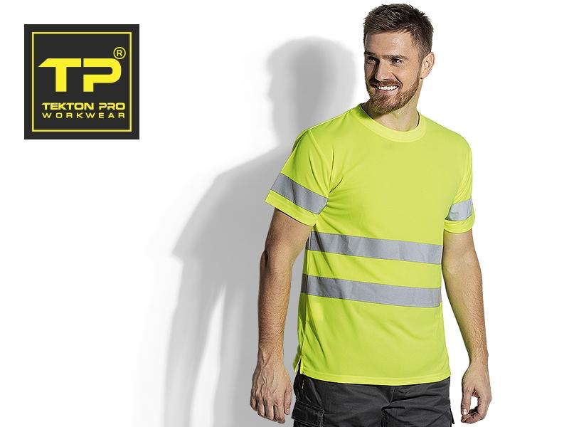 reklamni-materijal-swa-tim-reklamna-galanterija-tekstil-radna-oprema-radna-majica-VISION-boja-neon-zuta