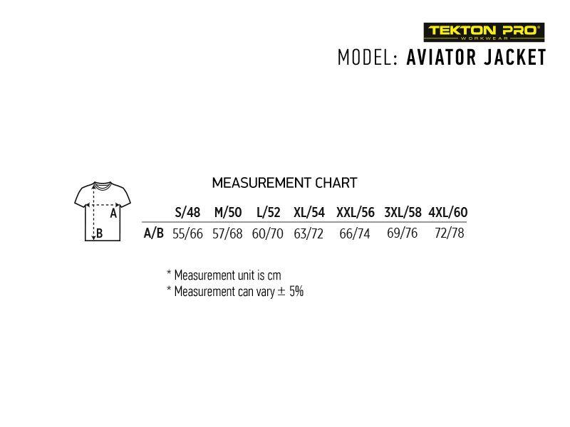reklamni-materijal-swa-tim-reklamni-tekstil-radna-odela-pantalone-AVIATOR-JACKET-velicine