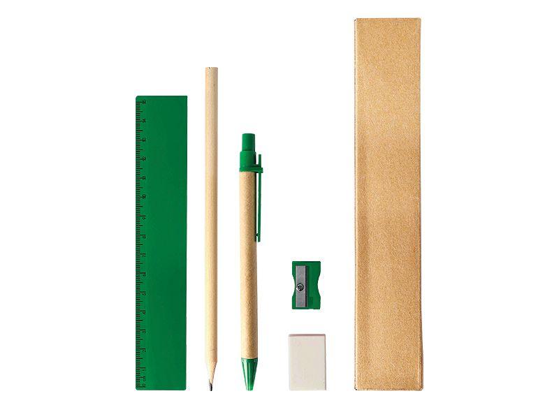 reklamni-materijal-swa-tim-class-set-za-pisanje-crtanje-boja-zelena