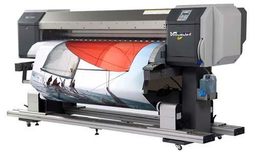 Digitlana štampa  velikog formata iz rolne