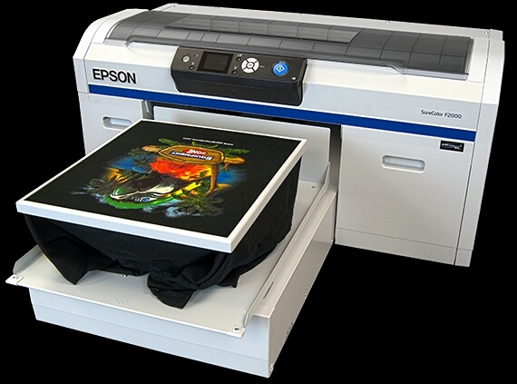 Digitalna štampa na majicama