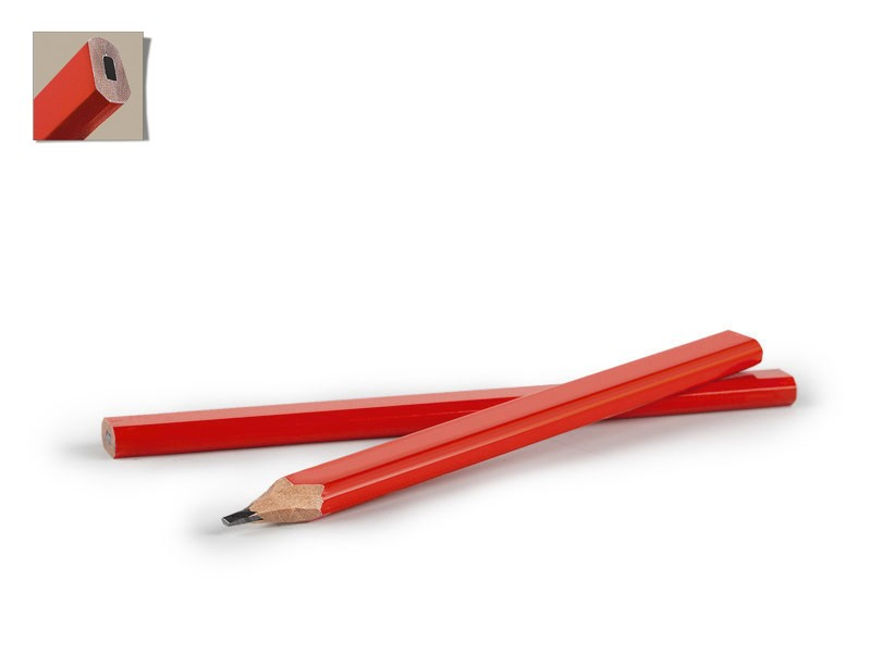 reklamni-materijal-drvene-olovke-carpenter-boja-crvena