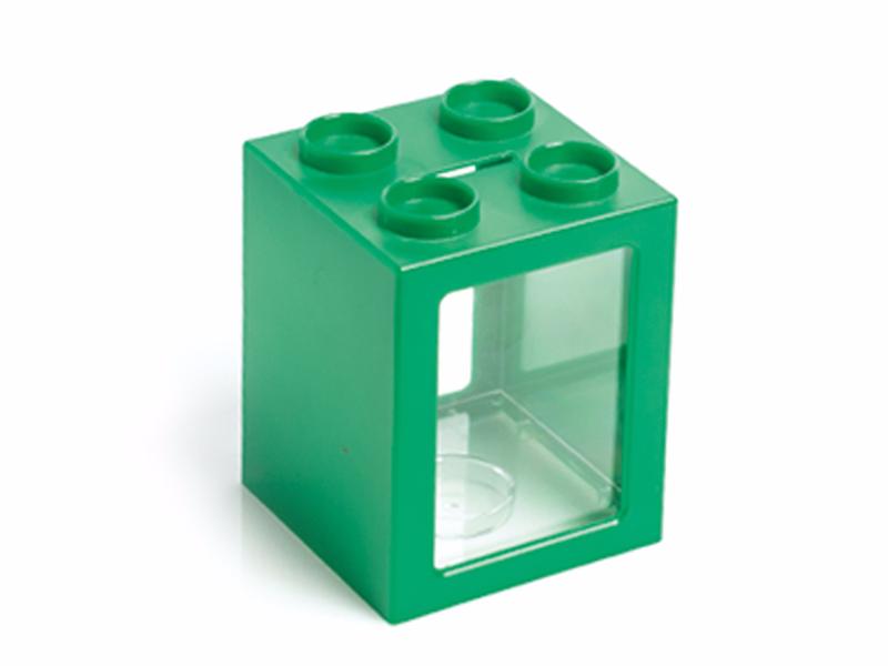 fitter-plasticna-kasica-za-novac-zelena