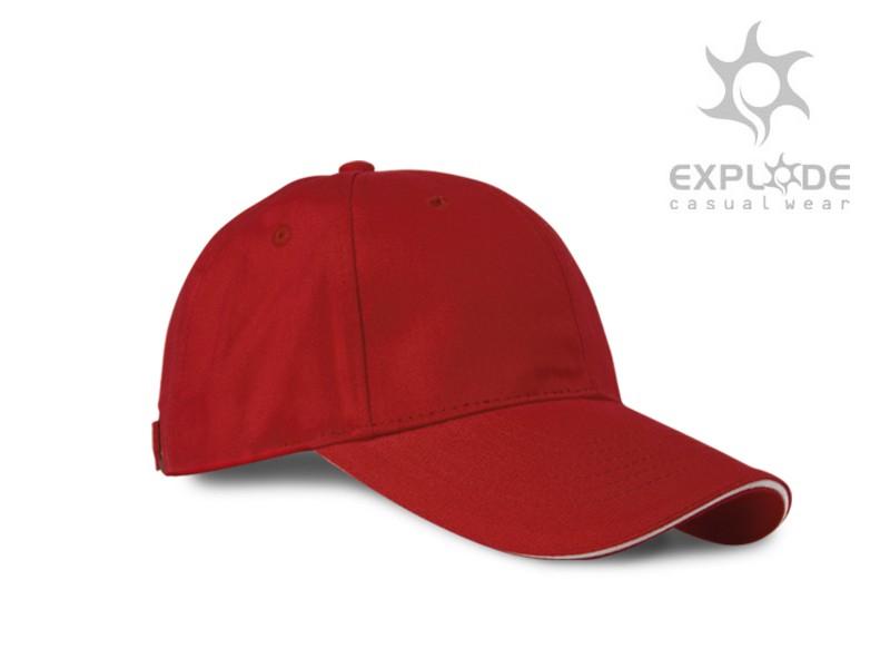 reklamni-materijal-kacketi-sprint-boja-crvena