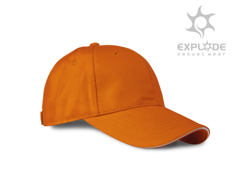 reklamni-materijal-kacketi-sprint-boja-oranz