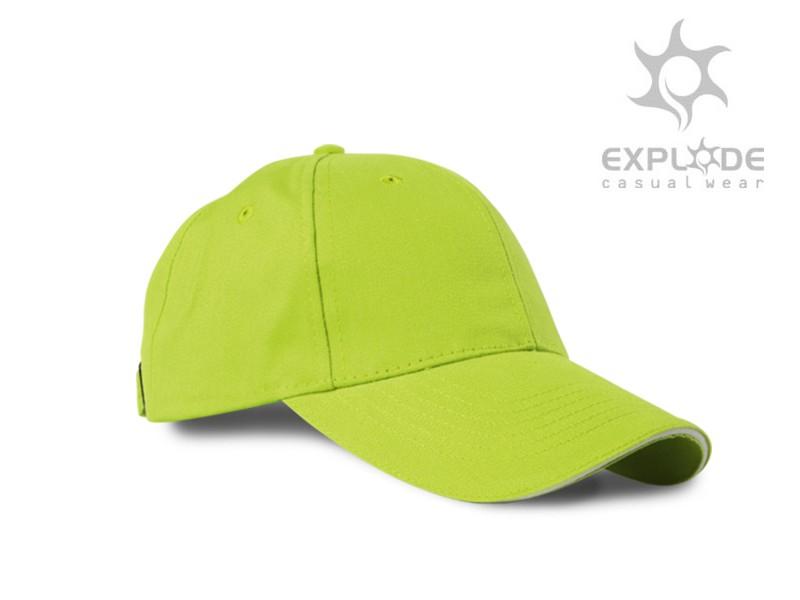 reklamni-materijal-kacketi-sprint-boja-svetlo-zelena
