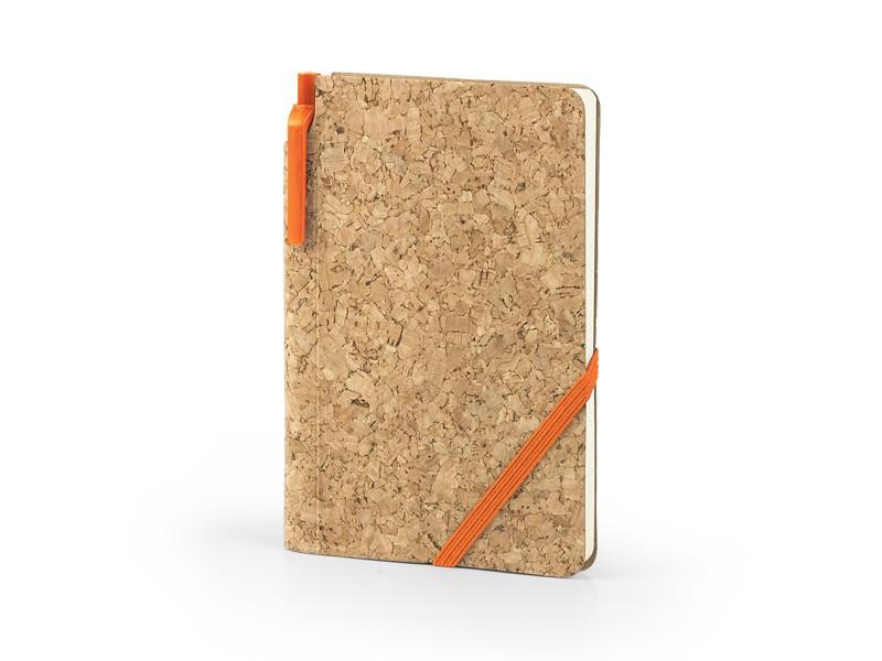 reklamni-materijal-kancelarijski-pribor-cork-boja-oranz