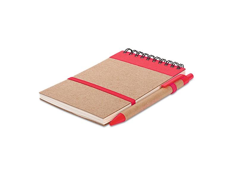 reklamni-materijal-kancelarijski-pribor-organic-boja-crvena